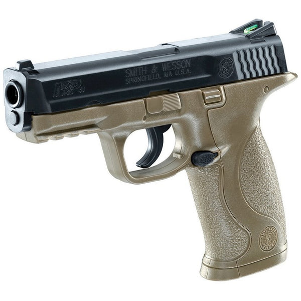 M&P - dark earth brown BB 480 FPS (SMW-AP-009)
