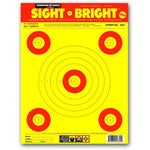 "Sight Bright 9""X12"" Paper Shooting Targets (2221) (TMP-TR-029)"