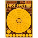 "Shot Spotter Yellow - Adhesive Shooting Targets - 6""X9"" - 10 Pack (5503) (TMP-TR-015)"