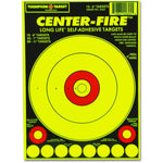 "Center-Fire 6""X9"" Adhesive Peel & Stick Targets - 10 Pack (5564) (TMP-TR-021)"