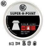 Super H Point .177 (2315046) (RWS-PL-006)