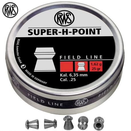 Super H Point .25 (2317383) (RWS-PL-029)