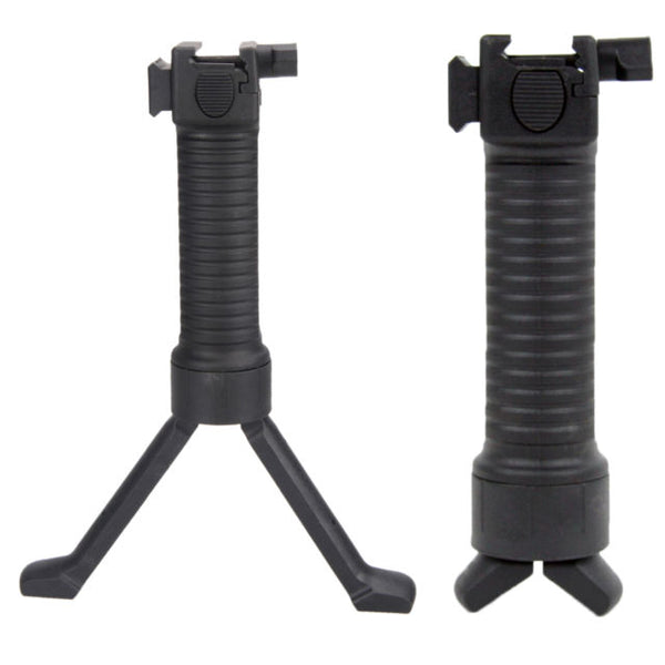 Grip bi-pod - black (CAN-AC-002)