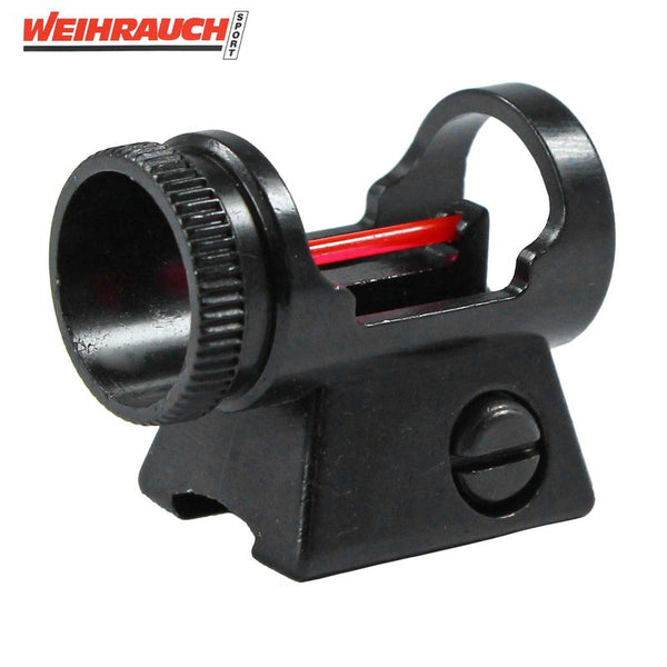 9405 Front sight base with fiber optic