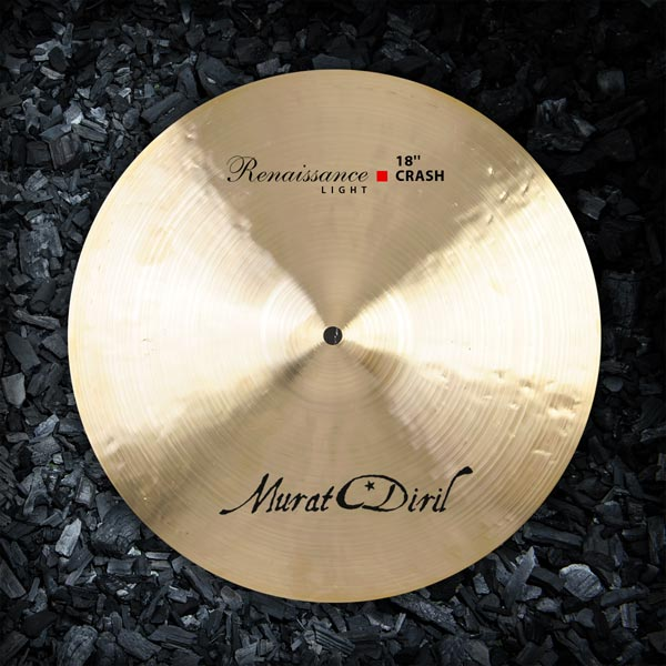 MURAT DIRIL Definitive Renaissance Light Hi-Hat pair