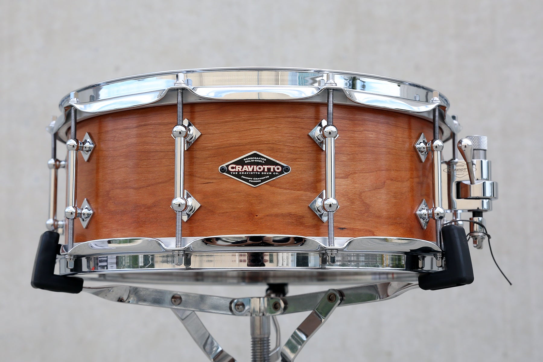 CRAVIOTTO Custom Shop Snare 14 x 5.5