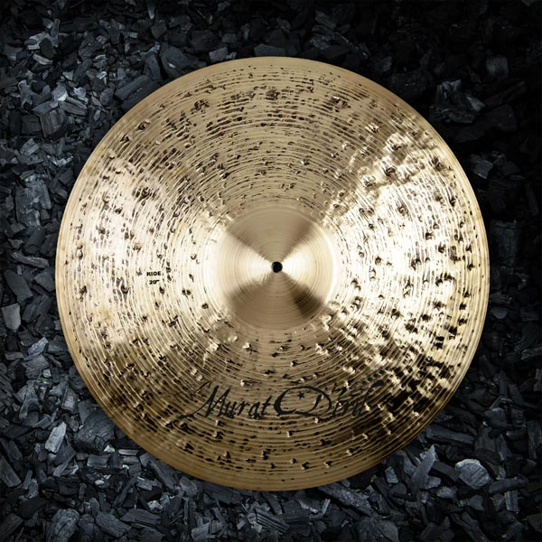 MURAT DIRIL Superior Velvet Hi-Hat pair