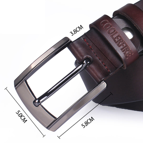 COOLERFIRE LEATHER BELT