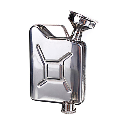 150ml MINI JERRY CAN HIP FLASK