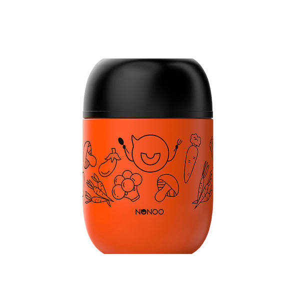 COLOURFUL THERMOS