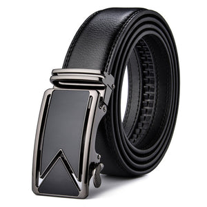 LEATHER AUTOMATIC BELT