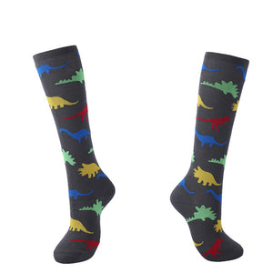 Dinosaurs Knee High