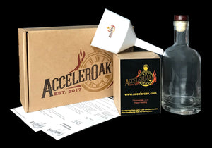 AccelerOak™ Starter Kit - Enjoy barrel-aged flavor the same day your kit arrives!