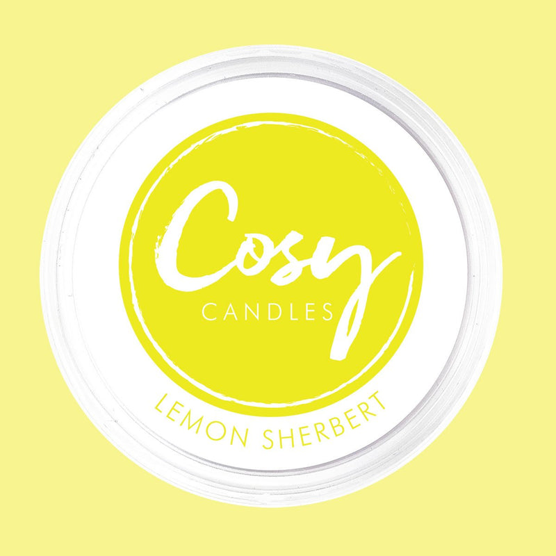 Lemon Sherbert soy wax melts
