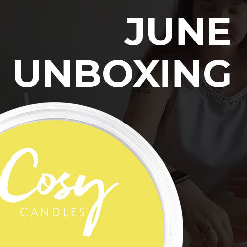 June's Wax Melt Subscription Box
