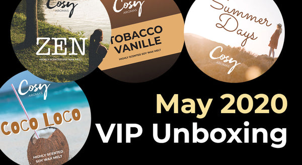 May 2020 VIP Subscription Unboxing