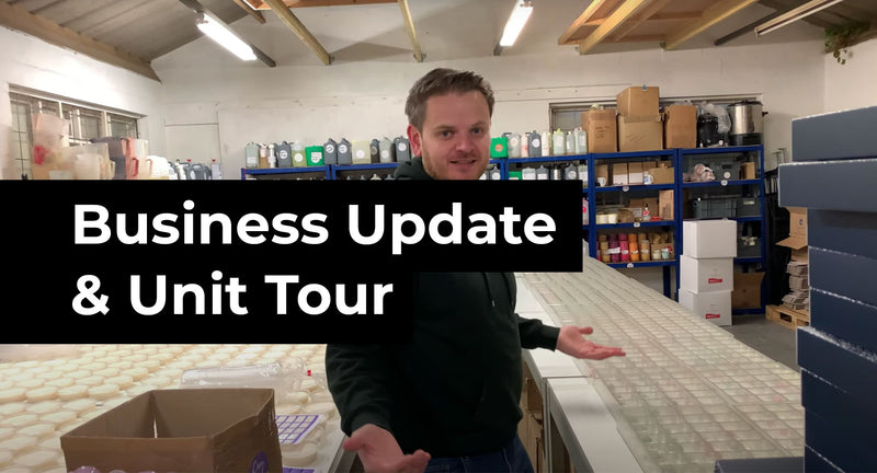 A business update & warehouse tour
