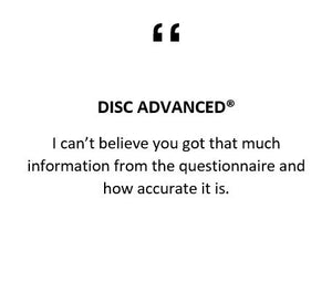 Improving Leadership with DISC Advanced