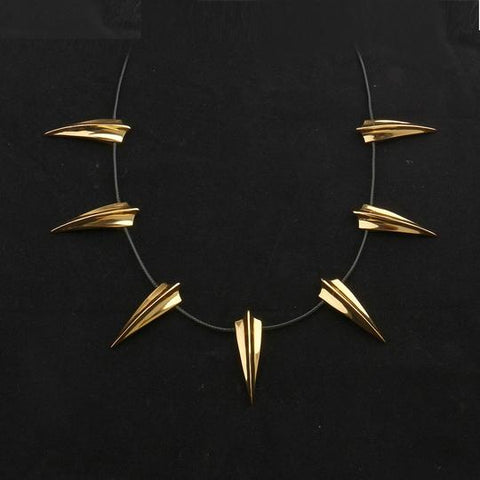 Killmonger Gold Necklace