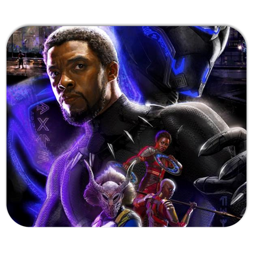 Black Panther Mousepads - Njadaka