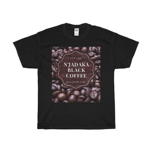 N'Jadaka Black Coffee T-Shirt - Njadaka
