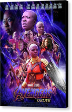 The Okoye Collection - Canvas Print