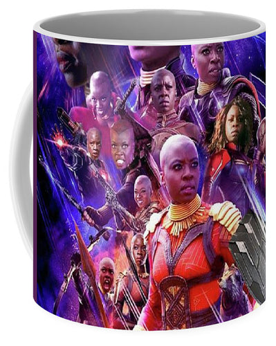 The Okoye Collection - Mug