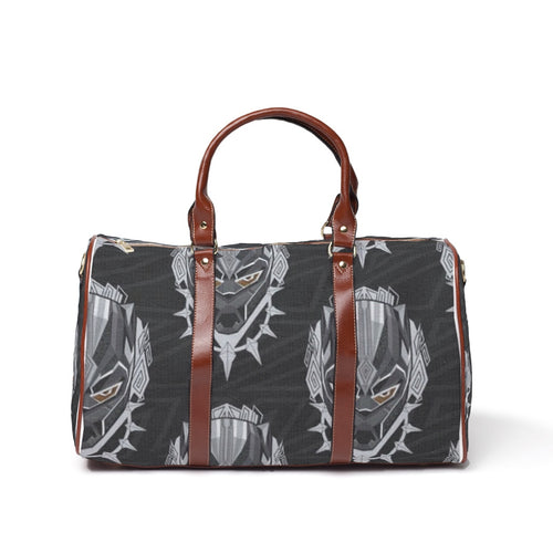 Black Panther Travel Bag - Njadaka