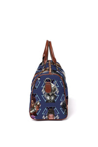 Black Panther Cast Travel Bag - Njadaka
