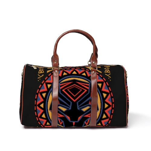 Black Panther Tribal Travel Bag - Njadaka