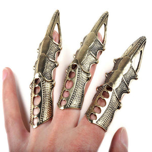 Panther Claws - Jewelry - Njadaka