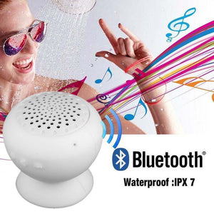 Bluetooth Shower Speaker - Njadaka