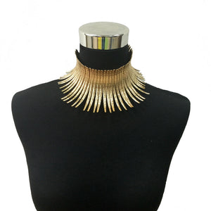 Dora Milaje Necklace - Njadaka