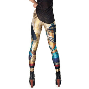 Kemetic Maat Leggings - Women - Njadaka