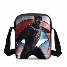 Black Panther  Crossbody Messenger Bags 4 - Njadaka