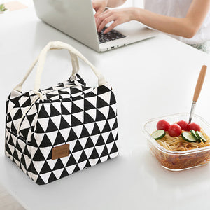 Insulated Lunch Bag - Njadaka