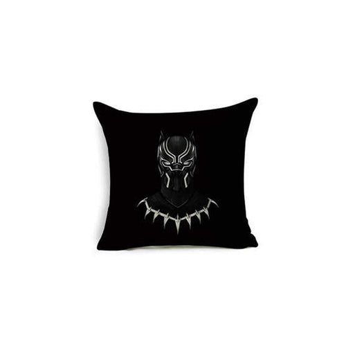 Black Panther Pillow Cover - Njadaka