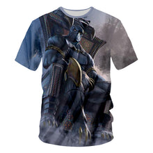 Black Panther T-Shirt - Njadaka