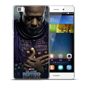Black Panther Marvel Phone Cover - Njadaka