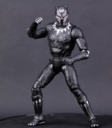Black Panther Action Figure - Njadaka