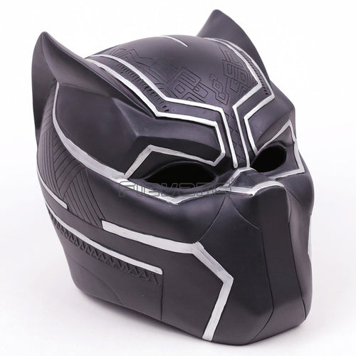 Black Panther Full Helmet - Cosplay - Njadaka