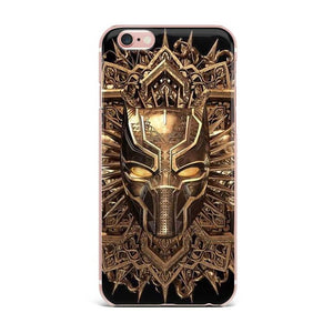 Black Panther Killmonger Phone Case - Njadaka