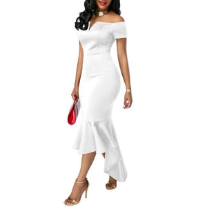 White Dress for Women - up to Plus size - Comes in 5 Colors