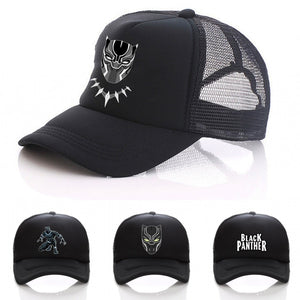 Black Panther Hat - Njadaka