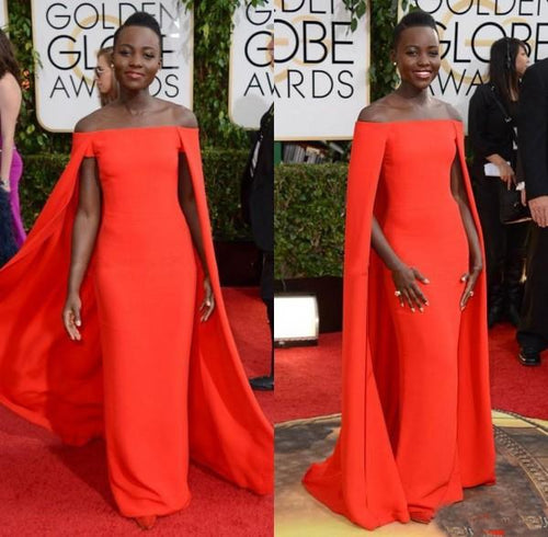 Lupita Nyong'o Evening Gown - Women - Njadaka