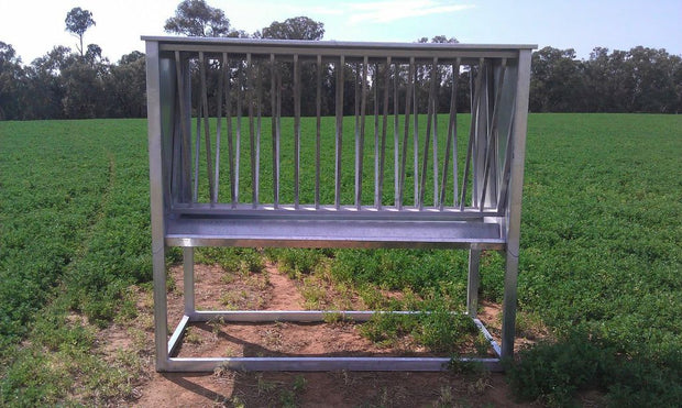 feed feeders screen nation diy rack feeder horse pm slow at hay shot