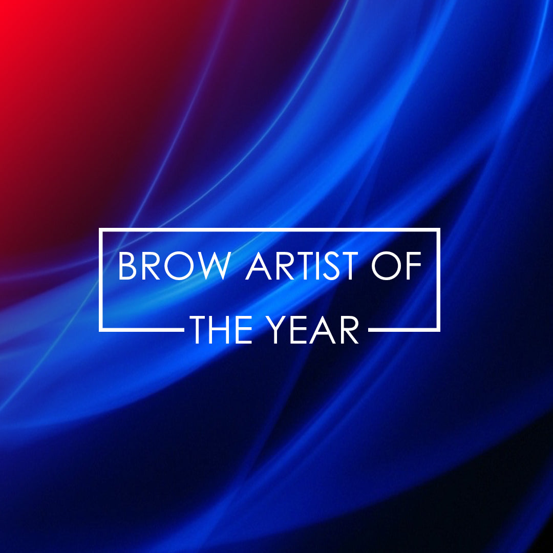 Brow Artist of the year Award 2020