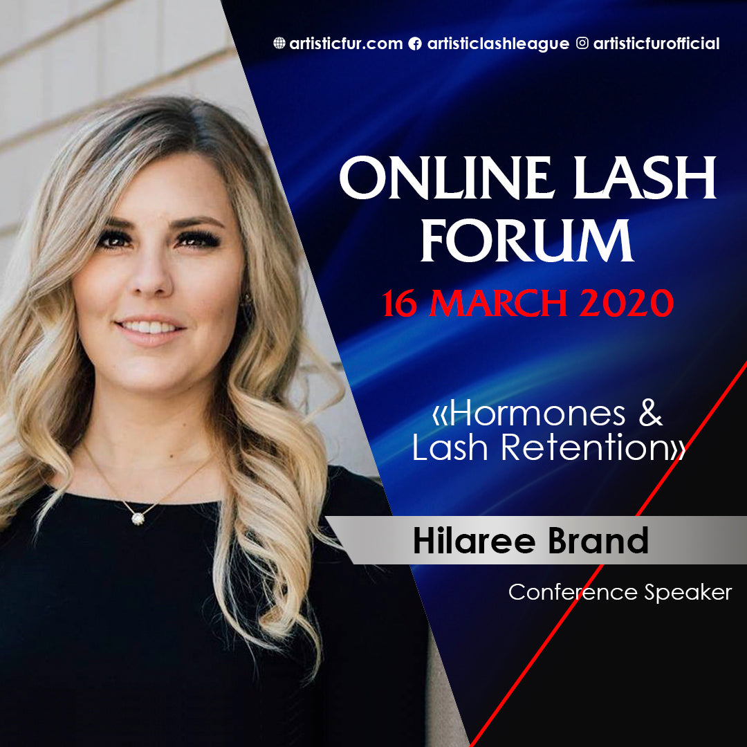 Lash Forum - Online Educational Event