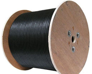 Bulk Low Loss COAX Cable Reel for antennas -195, 240 and 400 Type cable- (Connectors not Included)