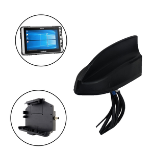 Thin Sharkfin Antenna for Handheld ALGIZ Mobile Docking Tablets and Handheld Docking Stations